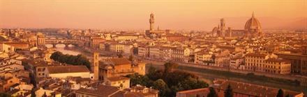 Komar fototapet Florence