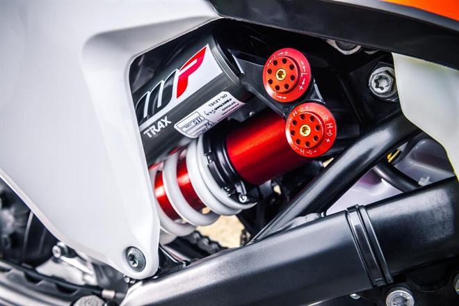 TRAX KTM 300 EXC TPI