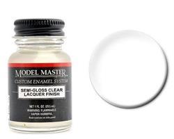Clear - Semi-Gloss