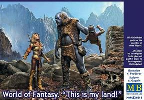 World of Fantasy This is my land!