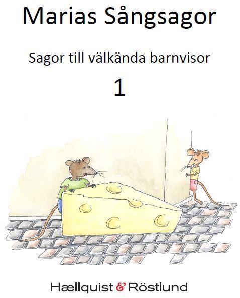 Marias Sångsagor, Häfte 1 - pdf