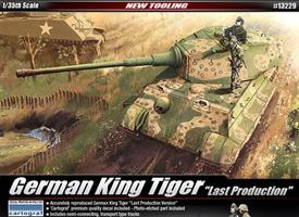 King Tiger Last Production