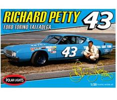RICHARD PETTY 1969 TALLADEGA STOCK CAR