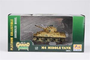 M4 Middle Tank Mid - 4th arm. div.