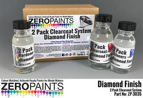 Diamond Finish - 2 Pack GLOSS Clearcoat System (2K