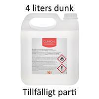 Handdesinfektion DAX Clinical, 4 liter, 4st
