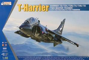 T-Harrier Harrier T2/T2A/T2N/T4/T4N/T8 Two Seater