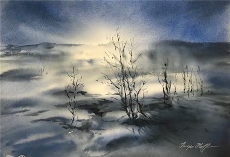 Inger Hoff-Vinterpalett VII