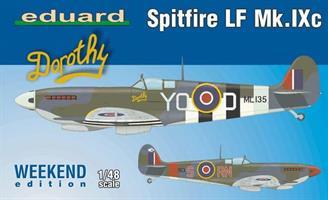 Spitfire LF Mk. IXc