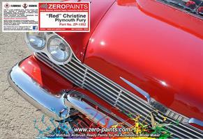 Christine Red - Plymouth Fury 60ml