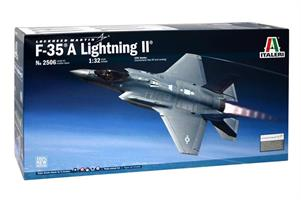 LOCKHEED F-35A LIGHTING II