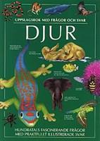 Djur - uppslagsbok med frågor
