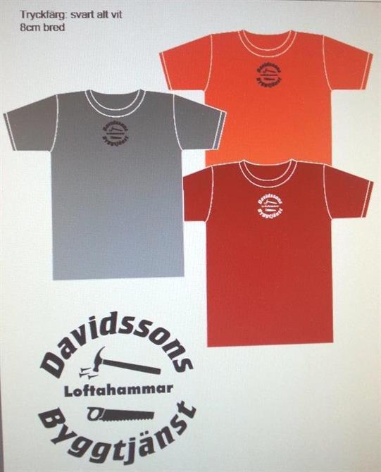 Glada T-shirts