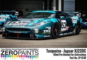 Jaguar XJ220C Turquoise