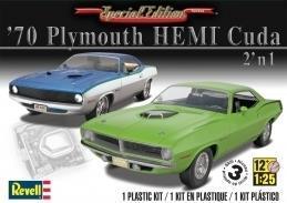 1970 Plymouth HEMI Cuda 2'n1