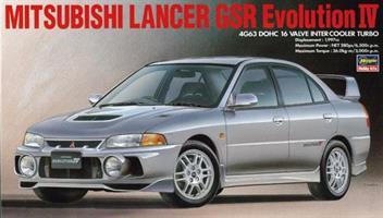 Mitsubishi Lancer GSR Evolution IV Limited Edition