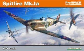 Spitfire Mk.Ia ProfiPACK Edition