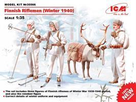 Finnish Riflemen (Winter 1940)