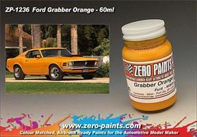 Ford Grabber orange