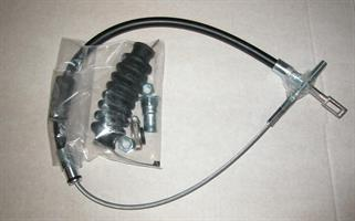 Bromskabel 890/420 mm (Sisu N2219010H)