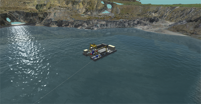 VAMOS: accessing abandoned mine sites with underwater robots