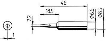 Tip Ersadur 2,2mm Chisel shape