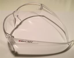 Skyddsglasögon mycket lätta och bekväma Zekler 36
