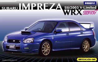 Subaru Impreza WRX Sti/2003 V-Limited