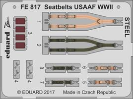 Seatbelts USAAF WWII Steel