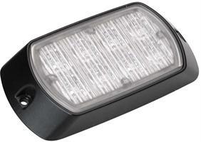 LED varningsljus 8 dioder gul