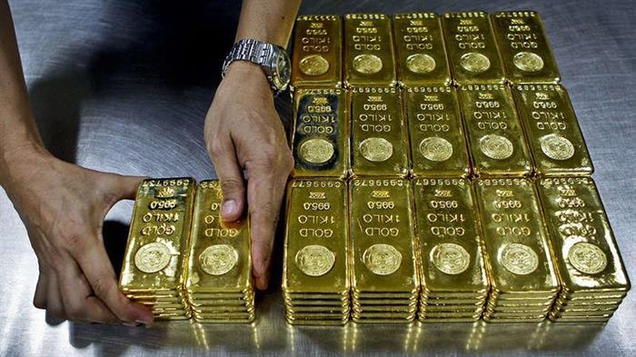 Guldet är på väg mot fyraårshösta.