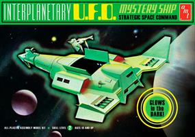 Interplanetary UFO Mystery Ship