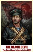 The Black Devil The Soviet Naval Infantry  WWII