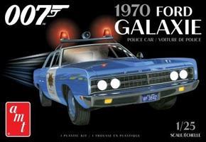 James Bond 1970 Ford Galaxie Police Car