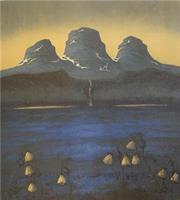 Eva Harr-Trenyken en våkenatt