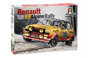 RENAULT R5 ALPINE RALLY