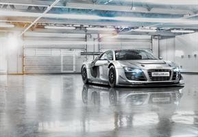 Komar fototapet Audi R8 Le Hans