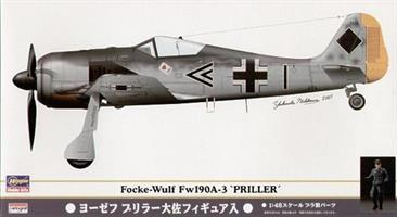 Focke-Wulf Fw190A-3 'Priller'