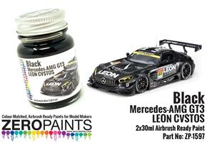 Black - Mercedes-AMG GT3 LEON CVSTOS 30ml