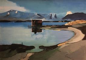 Roald Stevik-Langt mot vest