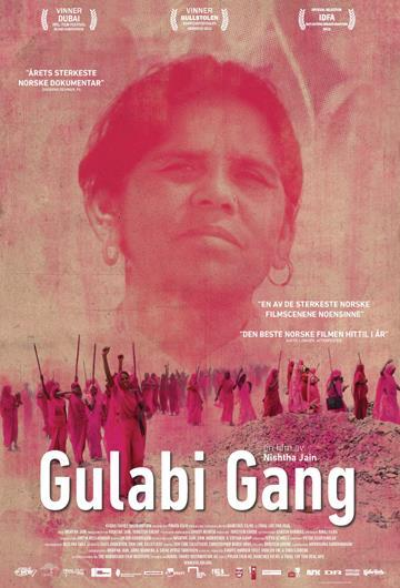 Gulabi Gang plakat