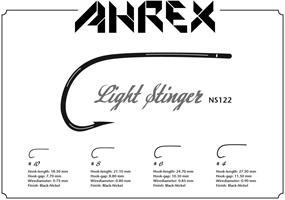 Ahrex light stinger #6