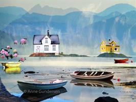 Anne Gundersen-Siesta i sundet