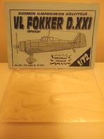 VL Fokker D.XXI (Wasp)