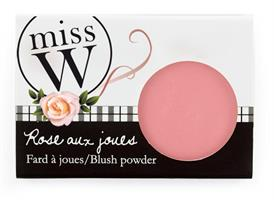 miss W Rouge Powder pink