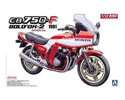 HONDA CB750F BOLD'OR-2 OPTION Ver.