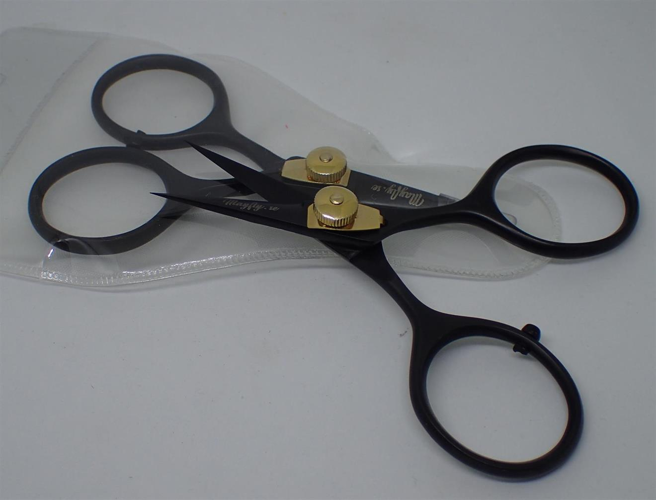Razor scissor- All black