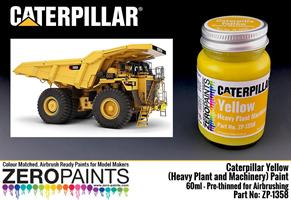 Caterpillar Yellow (Heavy Plant and Machinery) Pai