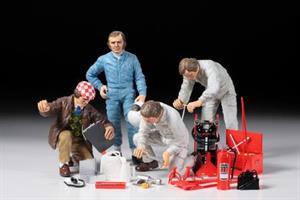 Motorsports Team Set 1:12