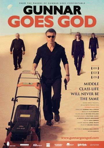 Gunnar Goes God plakat